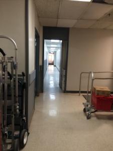ugly hallway