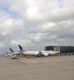George Bush Airport 1