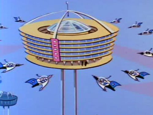 Jetsons Airport