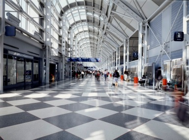 O'Hare Airport Terminal, Chicago