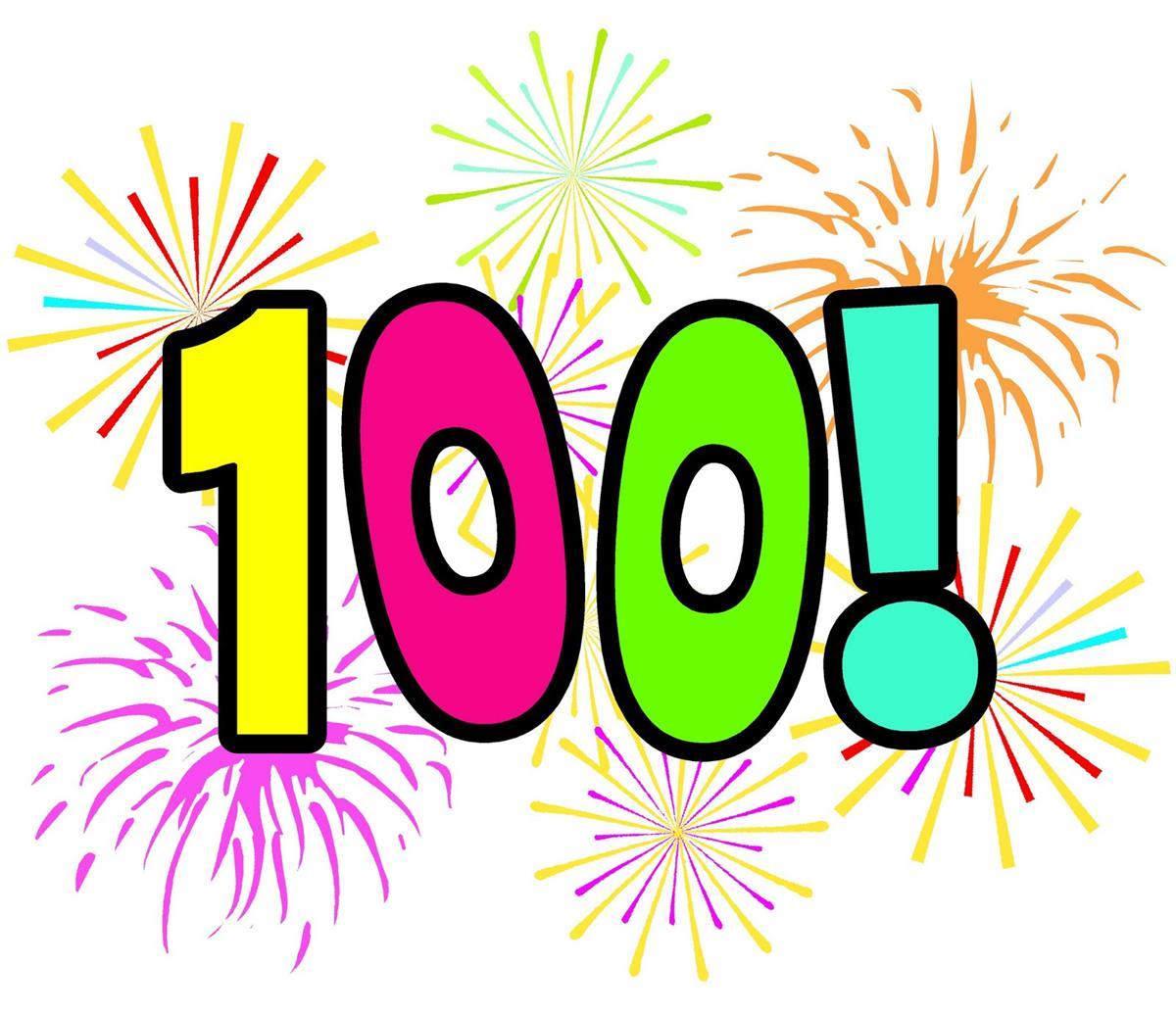 one hundred